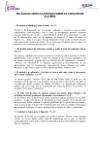 Decálogo: Mitos y Leyendas sobre el consumo de alcohol