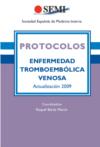 Protocolos Enfermedad Tromboembólica Venosa (actualización 2009)