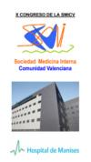 X Congreso de la Sociedad de Medicina Interna de la Comunidad Valenciana