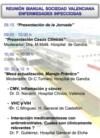 Reunión Bianual de la Sociedad Valenciana de Enfermedades Infecciosas