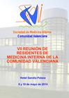 VII Reunión de Residentes de Medicina Interna de la Comunidad Valenciana