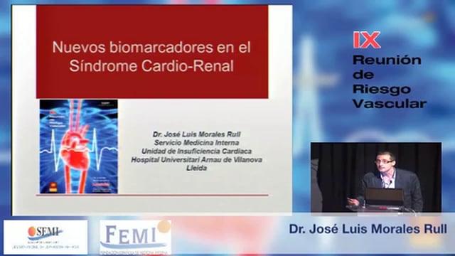 Dr. José Luis Morales Rull