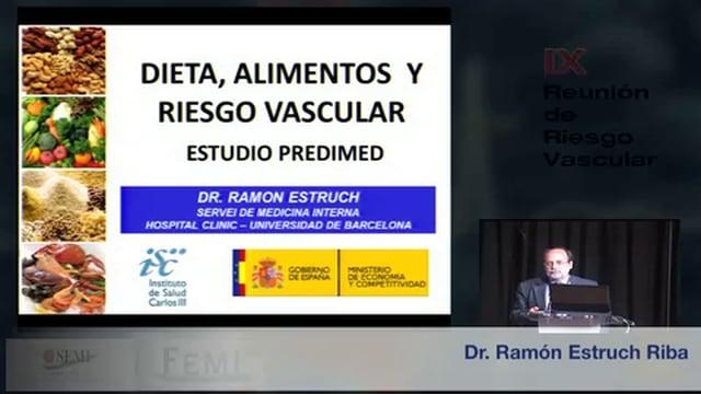 Dr. Ramón Estruch Riba