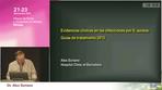 Evidencias clínicas en las infecciones por Staphylococcus aureus. Guías de tratamiento 2013