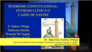 Síndrome constitucional: entidad clínica o cajón de sastre