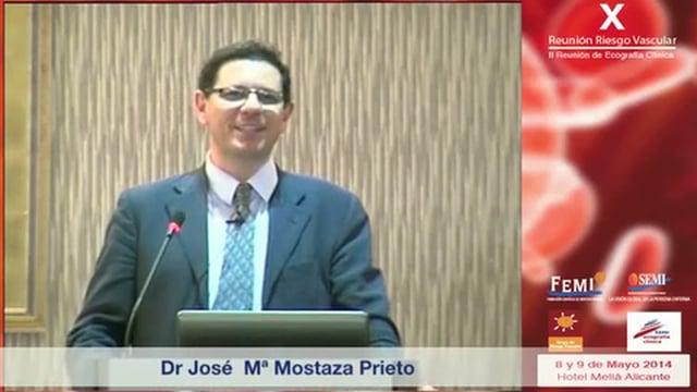 Dr. José Mª Mostaza Prieto