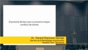 Dr. Gerard Espinosa Garriga