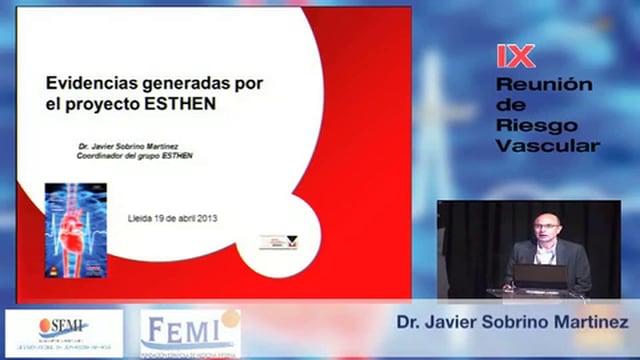 Dr. Javier Sobrino Martínez