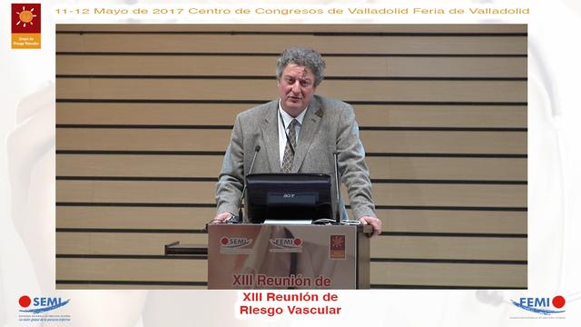 Presentación Conferencia XIII Reunión Riesgo Vascular