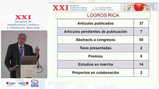 RICA: La Realidad de la IC Actualizada