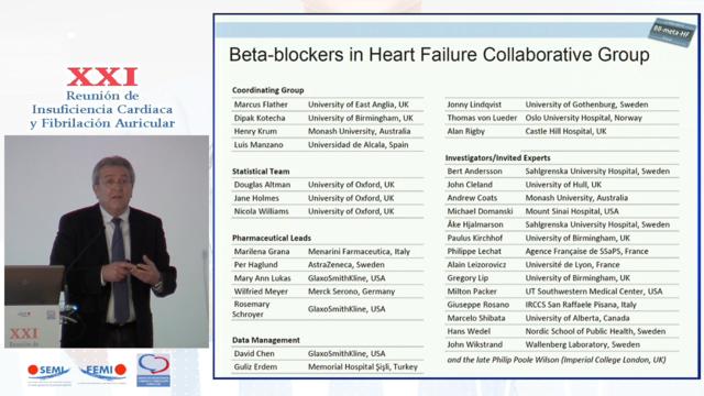 Objetivo de la frecuencia cardiaca en pacientes con IC y FA y cómo conseguirlo