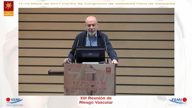Mesa Redonda 2: Evolución en la hipercolesterolemia y alto RCV