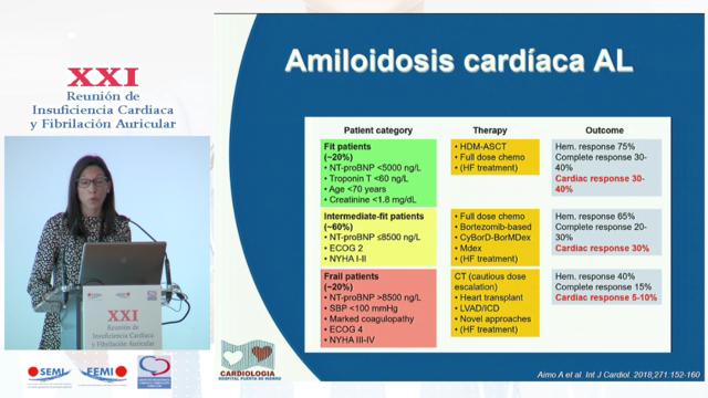 Tratamiento de la amiloidosis: diferentes formas para los diferentes tipos