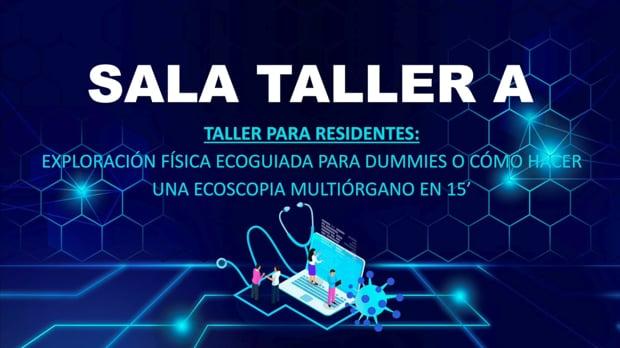TALLER PARA RESIDENTES