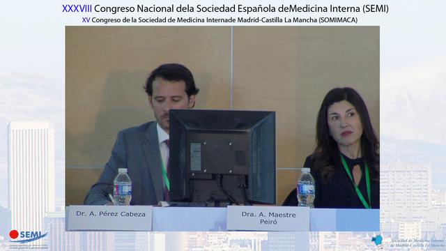 Coloquio Mesa 24 : El futuro de la anticoagulación...¿Más allá del Ictus?