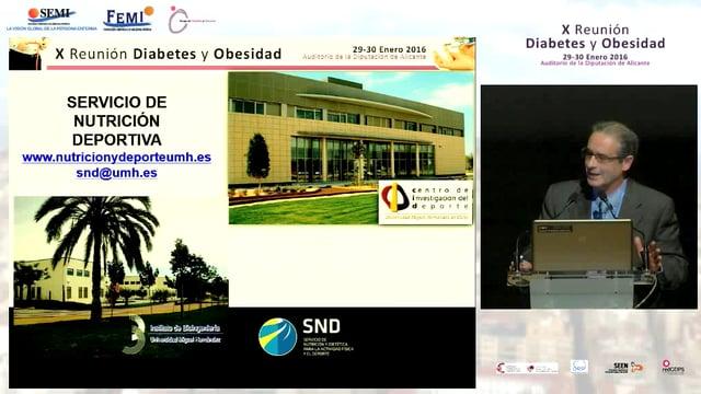 Conferencia Magistral: Efecto del ejercicio físico en la Hosmeostasis de la Glucosa