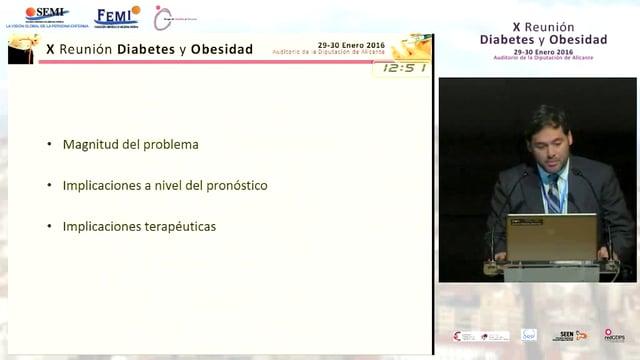 Mesa Redonda: Insuficiencia Cardíaca y Diabetes: Epidemiología ICC y Diabetes en España