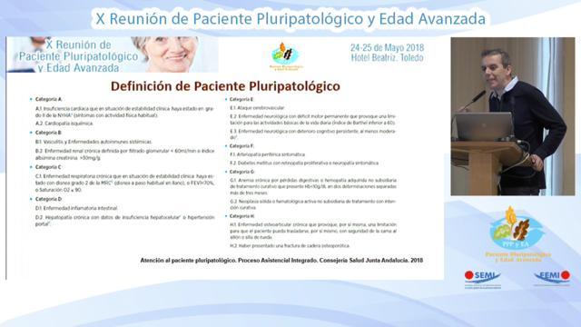 Labilidad clínica en personas con pluripatología en el entorno Hospitalario