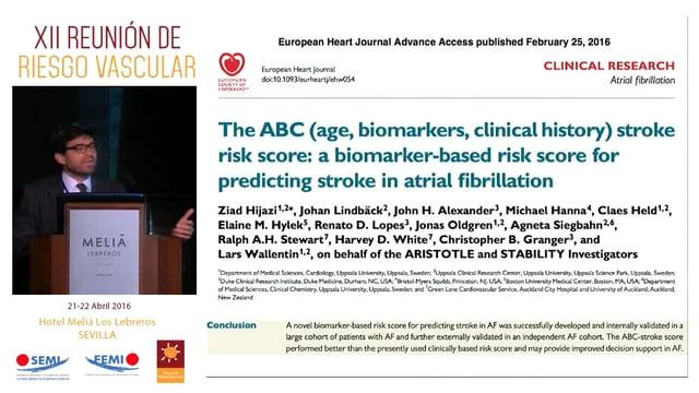 Caso Clínico: Paciente de 85 años con fibrilación auricular y numerosas comorbilidades. Paciente con FA no valvular, visión desde la Cardiología y evidencia de los ACODS