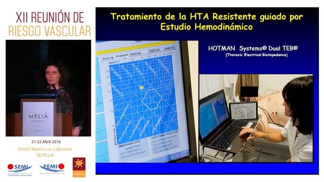 Recomendaciones de tratamiento antihipertensivo en pacientes con HTA refractaria