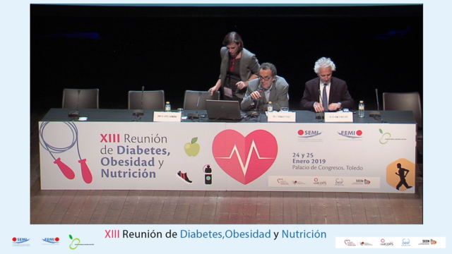 Coloquio: Encuentro con los expertos 3. Diabetes: un mundo real