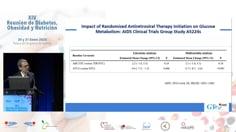 Consideraciones del tratamiento diabético en el paciente VIH