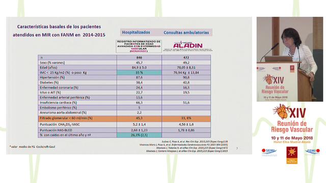 Cómo anticoagulamos a los pacientes con fibrilación auricular en medicina interna