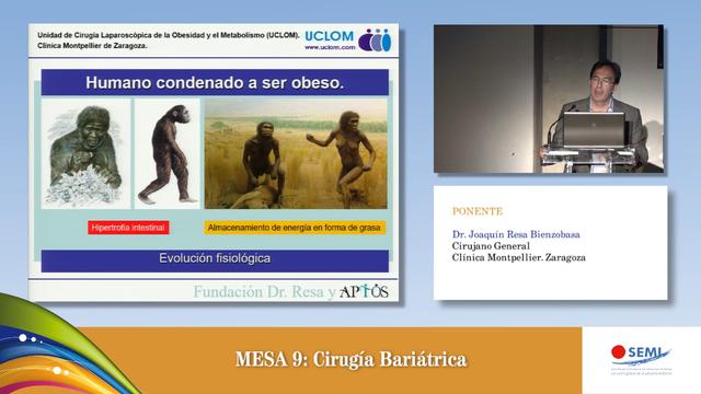 Mesa 09: Alternativas en el tratamiento de la obesidad