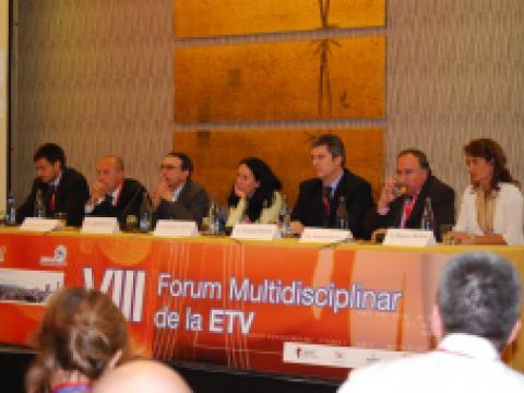 VIII Fórum Multidisciplinar de la ETV