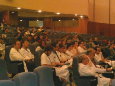 LIII Sesión Clínica Interhospitalaria de la SOMIMACA