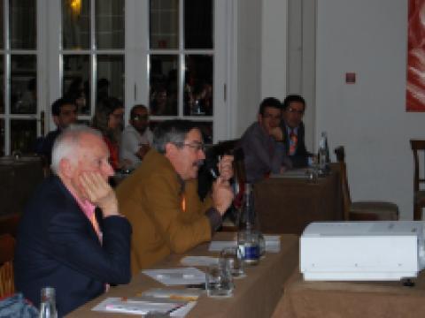 VIII Reunión EPOC