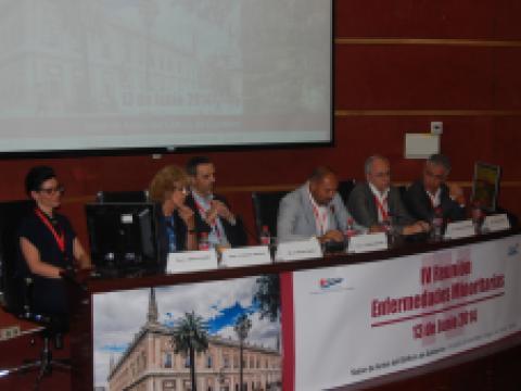 IV Reunión de Enfermedades Minoritarias