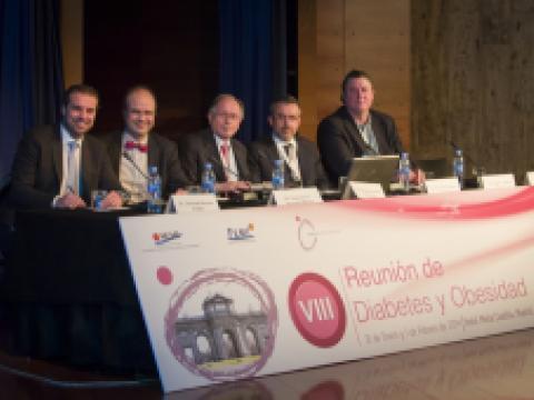 VIII Reunión de Diabetes y Obesidad