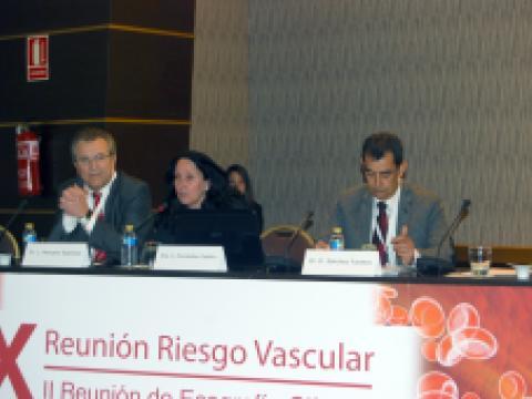 X Reunión Riesgo vascular / II Reunión de Ecografía Clínica