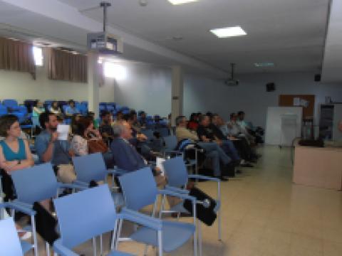 Bienvenida a los Nuevos Residentes de Medicina Interna Somimaca 2016