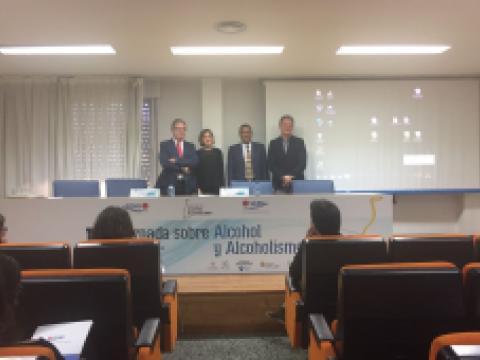 IV Jornada de Alcohol y Alcoholismo