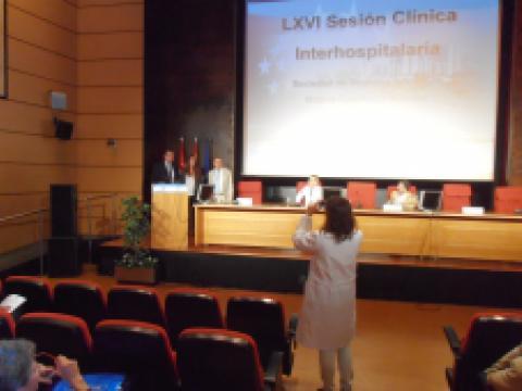 LXVI Sesión Interhospitalaria SOMIMACA