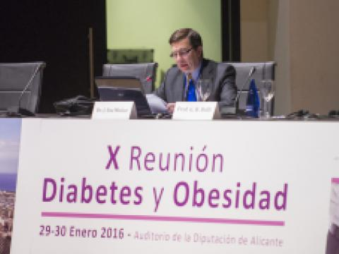 X Reunión de Diabetes y Obesidad