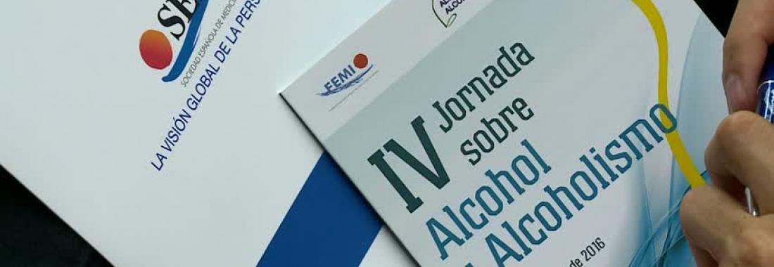 IV Jornada Alcoholismo